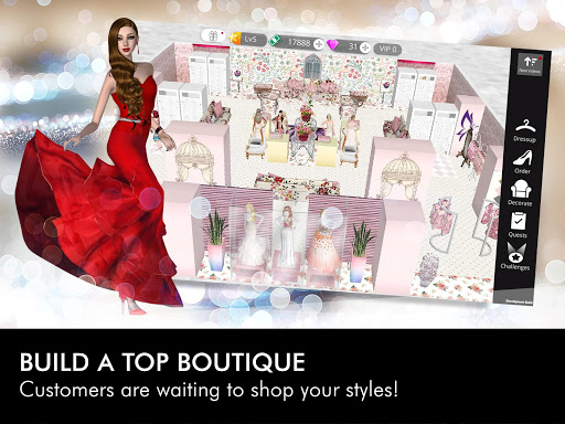 Fashion Empire - Dressup Boutique Sim 2.92.13 screenshots 9