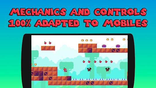 Appfy 2D Adventure – Hard one tap jump and run 1.0 Apk + Mod 3