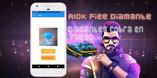 Alok Fiee Diamante Cobra Fire: Alok Rampa acertijo apkdebit screenshots 3