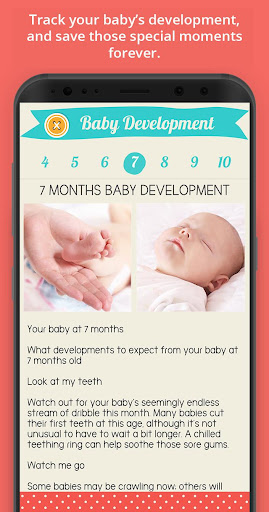 Baby Tracker - Newborn Care From Head to Toe  Screenshots 3