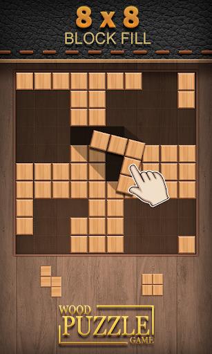 wood puzzle mania -block puzzle wood screenshot 2