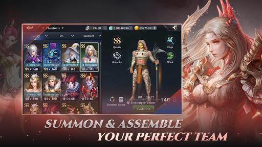summoners glory: eternal fire screenshot 2