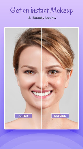 Face Beauty Camera - Easy Photo Editor & Makeup 8.0 Screenshots 2