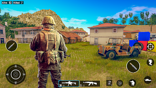Real Commando Mission – Free Shooting Games 2020 1