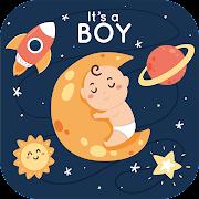 BABY PHOTO EDITOR: BABY MILESTONE & BABY SHOWER