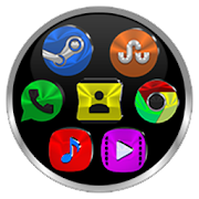 Colorful Nbg Icon Pack Free