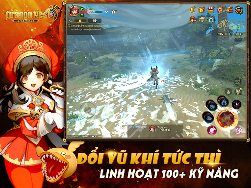 World of Dragon Nest - Funtap screenshots 20