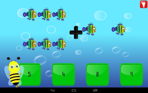 First Grade Math Learning Game  Screenshots 3