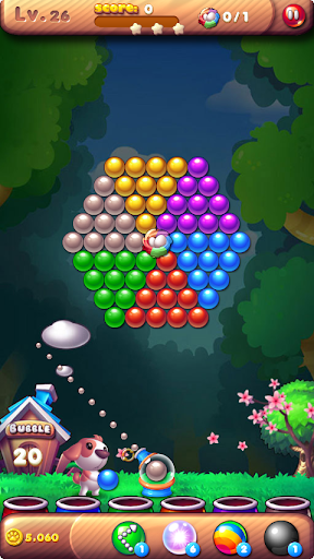 Bubble Bird Rescue 2 - Shoot! 3.1.9 screenshots 3