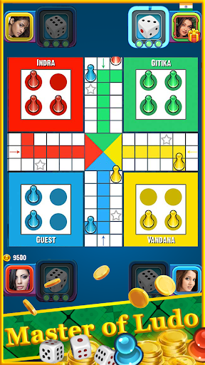 Ludo Masteru2122 - New Ludo Board Game 2021 For Free 3.7.2 Screenshots 1