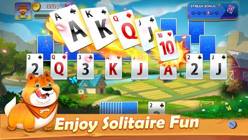Solitaire Card - Harvest Journey  screenshots 4