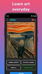 Learn Art History, Artworks & Paintings Mod Apk (Premium) 8