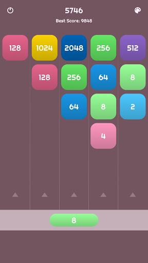 2048 Merge Block Puzzle screenshots 1