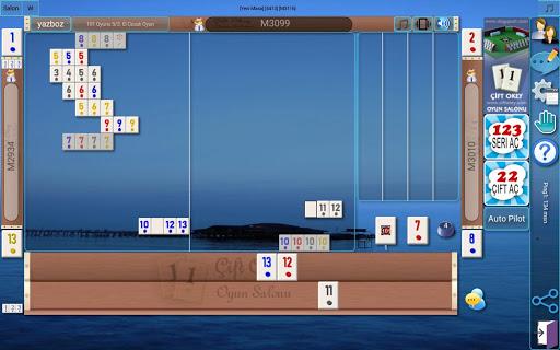 101 Okey Domino hakkarim.net 2.1.2 Screenshots 12