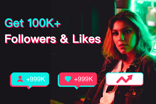 TikFollowers - Get More Followers & Likes  screenshots 1