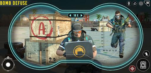 Commando Shooting Games 2021: Real FPS Free Games  screenshots 3