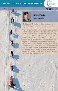 Iditarod® The Official App