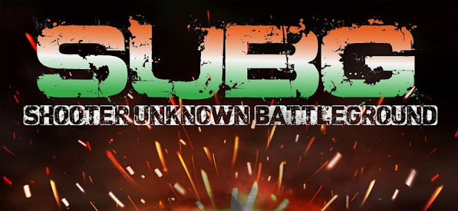 SUBG – Shooter Unknown BattleGround Hack for iOS and Android 2