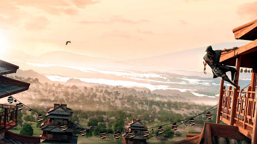 Ninja Samurai Assassin Hero II 1.3.1 Screenshots 18