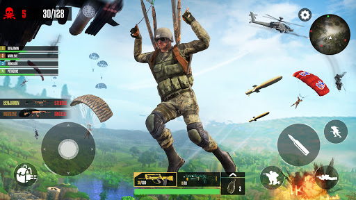 Modern Action Warfare : Offline Action Games 2021  Pc-softi 3