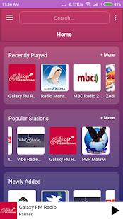 A2Z Malawi FM Radio | 150+ Radios | Music & Songs