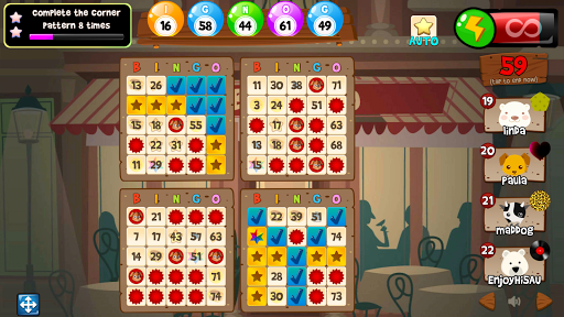 Bingo Abradoodle - Bingo Games Free to Play!  screenshots 3