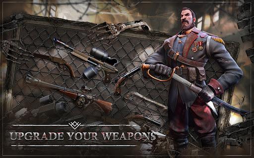 Zombie Origins: The Evil Village  screenshots 8