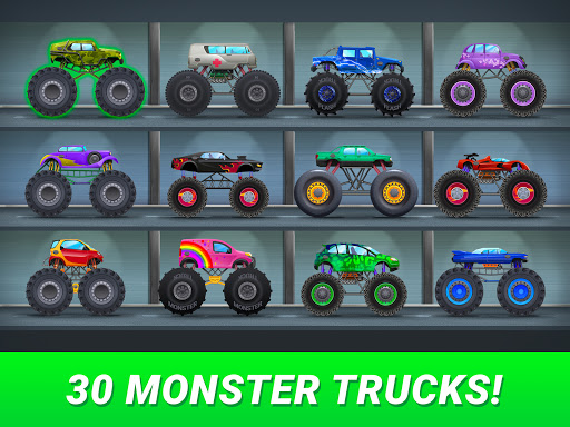 Monster Trucks: Racing Game for Kids android2mod screenshots 2