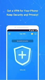 Fast VPN – Free VPN Proxy & Secure Wi-Fi