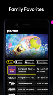 Pluto TV - Free Live TV and Movies Screenshot