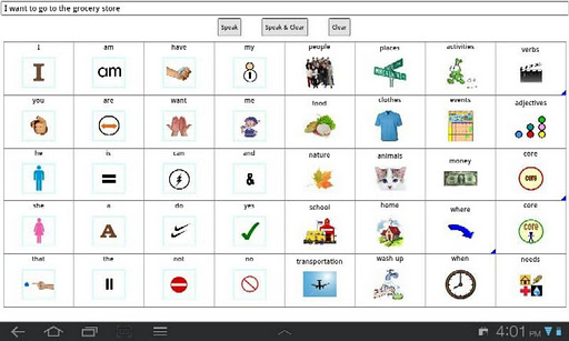 Alexicom AAC for Android For PC Windows (7, 8, 10, 10X) & Mac Computer Image Number- 7
