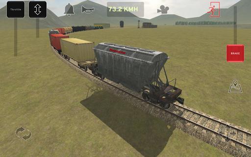 Train and rail yard simulator apkpoly screenshots 13