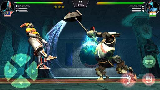 Clash Of Robots- Ultimate Fighting Battle Game 3D 30.5 screenshots 2