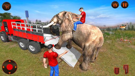 Wild Animals Transport Simulator:Animal Rescue Sim 1.0.24 Screenshots 3