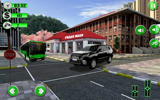 Prado Car Wash Service: Modern Car Wash Games modavailable screenshots 7