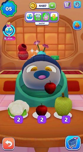 My Boo 2: Your Virtual Pet To Care and Play Games  screenshots 1