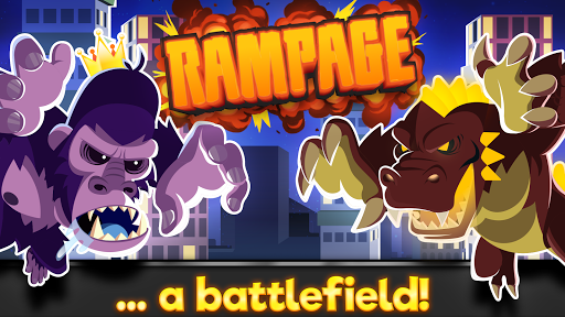 UFB Rampage - Ultimate Monster Championship 1.0.4 screenshots 2
