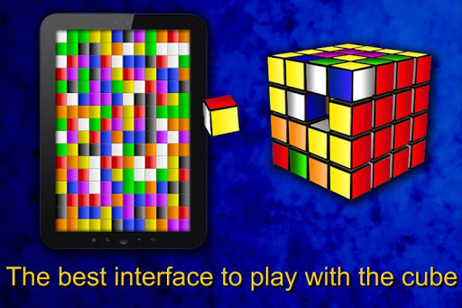 Magic Cube 2D screenshots 1