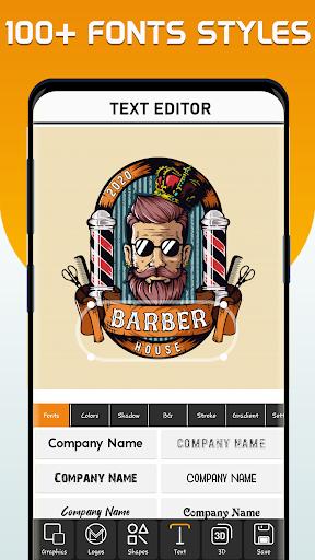 Logo Maker - Logo Creator, Generator & Designer 3.7 Screenshots 4