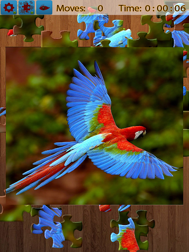Birds Jigsaw Puzzles Game android2mod screenshots 15