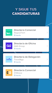 InfoJobs - Job Search 3.93.0 Screenshots 7
