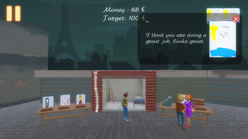 The Artist: Paint Simulator  screenshots 1