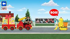 Robocar Poli: Mailman! Good Games for Kids!のおすすめ画像5