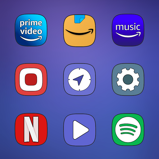 One UI HD - Icon Pack