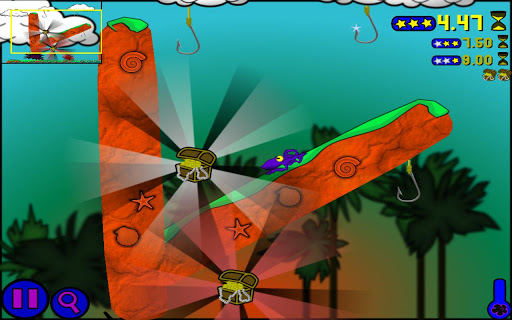 Octopus Jungle For PC Windows (7, 8, 10, 10X) & Mac Computer Image Number- 8