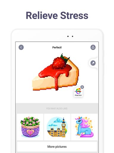 Pixel Art: Color by Number  Screenshots 16
