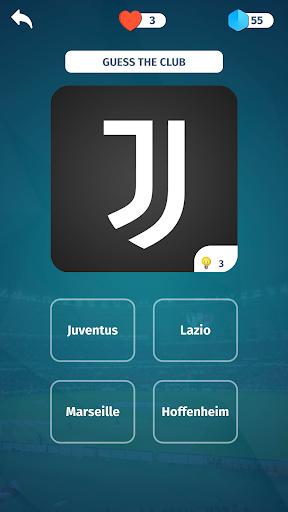 Football Quiz - Guess players, clubs, leagues 2.9 screenshots 2
