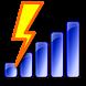 ネットワーク信号が強い (冗談) - Androidアプリ
