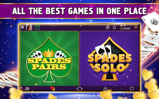 VIP Spades - Online Card Game screenshots 18