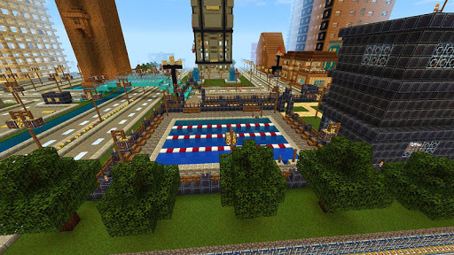 Flash Craft: Sandbox Adventures Building Explore  screenshots 2